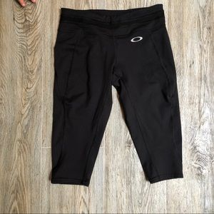 Oakley Workout Cropped Leggings